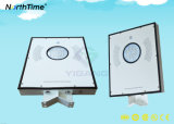 15W Intelligent Integrated Solar Street Light with Lithium Battery 10ah