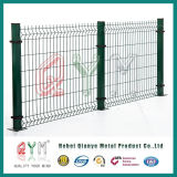 Welded Mesh Fence/ Triangle Bending Welded Wire Mesh Fence Panel