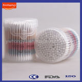 25g Wooden Stick Medial Cotton Swabs for Hospital Care