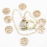 2015 Fashion Stainless Steel Necklace with Pendant