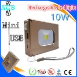Portable Stand Smart Engry-Saving LED Rechargeable Mini Flood Light