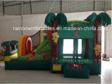 Jungle Bounce Slide Inflatable Combo