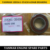 High Quality of Agriculture Machine Aw70g Yanmar Parts 1e8361-35430 6206r Bearing