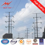 Power Steel Utility Pole Transmission Tower
