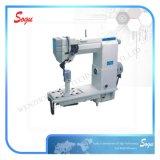 Post-Bed Single Needle Sewing Lockstitch Machine