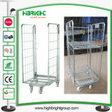 Logistic Warehouse Roll Cage Container Trolley Cart