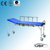 Stainless Steel Hospital Medical Patient Transfer Stretcher (G-5)