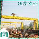 Bmh Model Single Girder Semi-Gantry Crane Capacity up to 16t