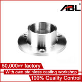 Side Mount Stainless Steel Handrail Base Flange for Handrail (CC123)