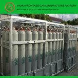 Industrial Grade Steel Cylinder Helium Gas-Tped