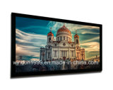 "100"" 16: 9 Projector Screen-Curved Fixed Frame Screen"