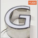 3D Facelit LED Channel Letters and Logo