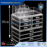Acrylic Beauty Clear Case Makeup Display Box Cosmetic Organizer