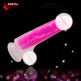 Sex Silicone Artificial Penis Adult Toys for Women (DYAST095)