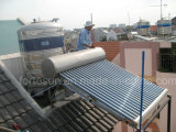 Stainless Steel Low Pressure Solar Thermal Heater