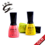 Candy Color One-Step Nail Gel Polish / Ibn Candy