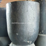 Industry Sic Graphite Crucibles for Melting in Stock