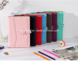 Multi Color Fashion Women Leather Writing Journal Notebook