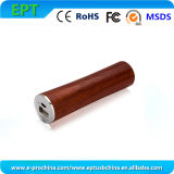 2600mAh Popular Wood Power Bank for iPhone/Samsung (EP32)
