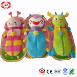 Insect Bee Ladybug Cute Toy Plush Baby Gift Pencil Case