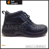 Industrial Leather Safety Shoes with Ce Certificate (Sn1805)