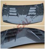 for Honda Civic Fd2 2006 Carbon Fiber Hood Js