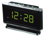 Mechanical LED Table Alarm Clock