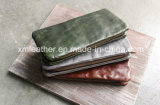 New High Zipper Quality Genuine Leather Billfold/Wallet for Women