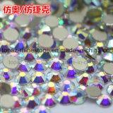 Ss16 Swaro Crystal Ab Non Hot Fix Rhinestones (FB-SS16 crystal ab/3A)