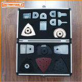 Multi Function Power Tool Blade Kit 12 PCS Oscillating Saw Blade Set