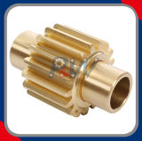 High Precision and High Efficiency Brass Gear