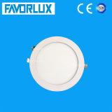 Recessed Round LED Panel Light 6W White