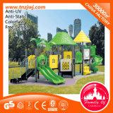 Amusement Park Plastic Outdoor Playground Equipment for Kids