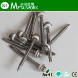 Stainless Steel Type 17 Hex Washer Head Tapping Screw
