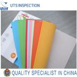 Professional Quality Control and Inspection Service in China-Paper
