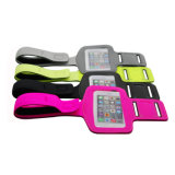 Running Cycling Gym Reflective Armband Phone Pouch