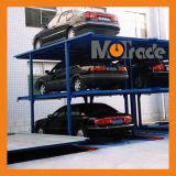 2 3 4 Levels Mutrade Parking Subterranean Pfpp Series Smart Automatic Underground Parking System