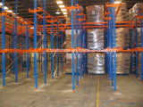 Warehouse Storage Selective Drive in Pallet Racking