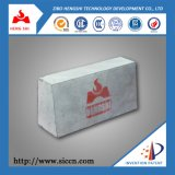 230 X 114 X 65 X 45mm Silicon Nitride Bonded Silicon Carbide Brick