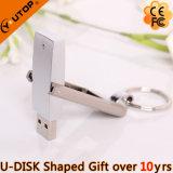 Hot Gift 360 Degree Rotating Metal USB Pendrive (YT-1209)