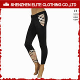 New Design Fashion Patch Leggings Sport Fitness Yoga Wear (ELTFLI-17)