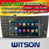 Witson Android 5.1 Car DVD for Mercedes-Benz E-Class W2-F9701e