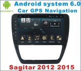 Android System Car GPS for Sagitar 2012-2015 with Car Navigation