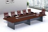 Modern Melamine Wood Office Furniture Conference Meeting Desk (HX-5DE254)