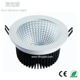 Commercial Electric 5 Inch White Recessed LED Smart Downlight