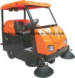 OS-V6 Large Ride on Floor Sweeper Machine