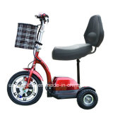 500W Electric Three Wheels Mobility Electric Scooter with Ce