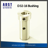 Shenzhen Manufacture D32-16 Bushing Tool Sleeve Collet Machine Tool