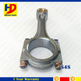 Mitsubishi Excavator Engine Parts S4s Forged Connecting Rod