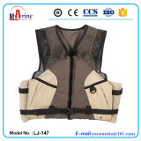 Nylon and Mesh Fabric 50n Water Safety Vest